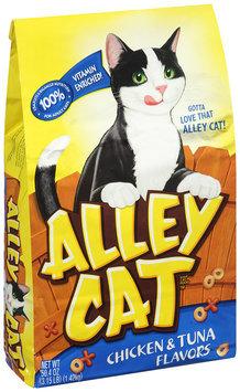 Alley Cat® Brand Cat Food Chicken & Tuna Flavors 3.15 lb. Bag