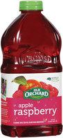 OLD ORCHARD Apple Raspberry Bottled Juice Cocktail 64 FL OZ PLASTIC BOTTLE