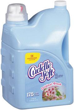 Cuddle Soft 3x Ultra Original Fresh 175 Loads Fabric Softener 175 Oz Plastic Jug