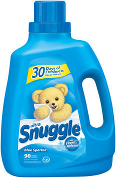 Ultra Snuggle® Blue Sparkle® Liquid Fabric Softener 75 fl. oz. Jug