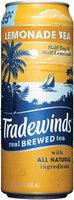 Tradewinds Pre-Priced Lemonade Tea 23 fl. oz. Can