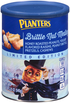 Planters Brittle Nut Medley