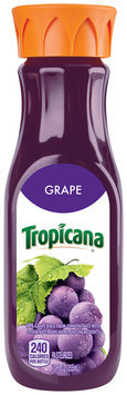 Tropicana® Grape Juice 12 fl. oz. Bottle