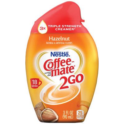 COFFEE-MATE Hazelnut Triple Strength Coffee Creamer