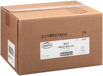 Armour® Beef Meatballs