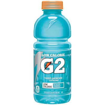 Gatorade® G2® Glacier Freeze® Low Calorie Thirst Quencher 20 fl. oz. Plastic Bottle