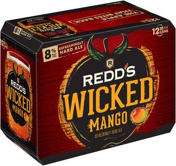 Redd's® Wicked Mango Ale 12-10 fl. oz. Cans