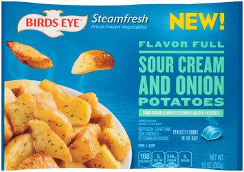 birds eye® steamfresh® sour cream and onion potatoes
