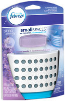 Small Spaces Febreze SmallSpaces Sleep Serenity Moonlit Lavender Starter Kit Air Freshener (1 Count, 5.5 mL)