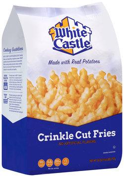 white castle® crinkle cut fries