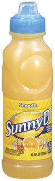 Sunny D® Orange Flavored Smooth Citrus Punch 11.3 oz Bottle