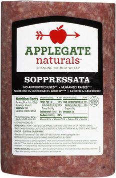 Applegate Naturals® Soppressata