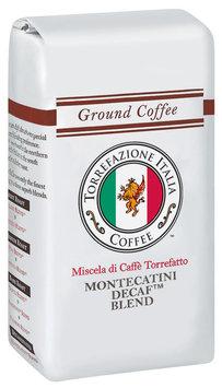 Torrefazione Italia  Montecatini Decaf Blend Ground Coffee 12 Oz Bag