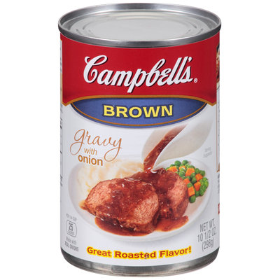 Campbell's® Brown Gravy with Onion