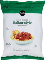 Publix Italian-Style Meatballs 32 oz. Bag