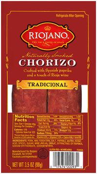 Riojano® Tradicional Chorizo 3.5 oz. Pack