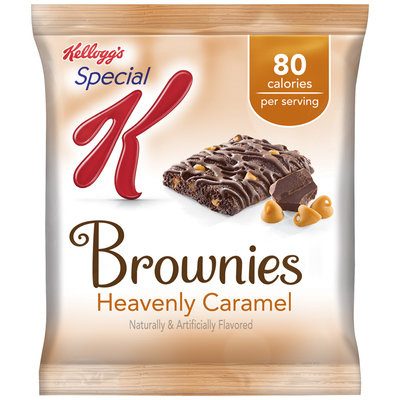 Special K® Kellogg's Heavenly Caramel Brownie