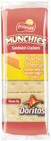 Munchies Doritos Nacho Cheese Sandwich Crackers