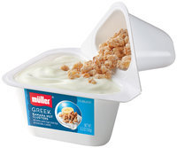 Muller® Greek Banana Nut Clusters Lowfat Yogurt