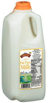 Turkey Hill Fat Free Milk .5 Gal Jug