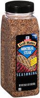 McCormick® Grill Mates® Montreal Steak® Seasoning 29 oz. Shaker