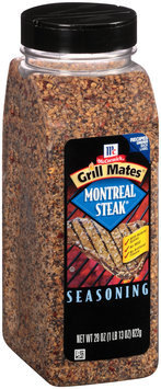 McCormick® Grill Mates® Montreal Steak® Seasoning 29 oz. Shaker