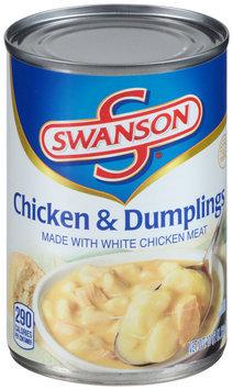 Campbell's Swanson® Chicken & Dumplings