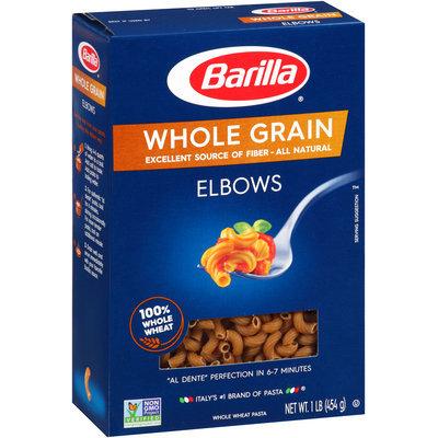 Barilla® Whole Grain Elbows 1 lb. Box