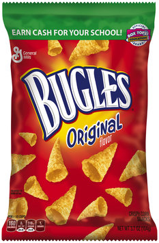 Bugles® Original Flavor Crispy Corn Snacks 3.7 oz. Bag
