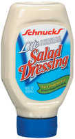 Schnucks Lite Salad Dressing 18 Fl Oz Bottle