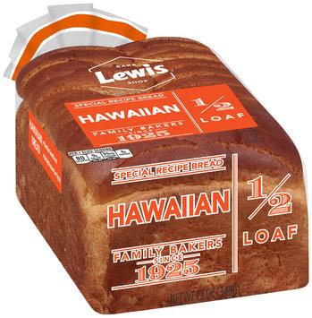 Lewis® Hawaiian Special Recipe Bread 12 oz. Pack