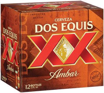 Dos Equis® Ambar Beer 12-12 fl. oz. Bottle