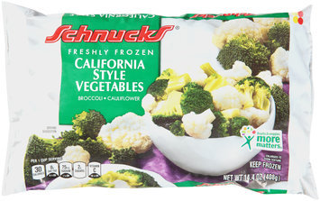 Schnucks® California Style Vegetables 14.4 oz. Bag