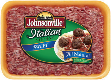 Johnsonville® Sweet Italian Ground Sausage