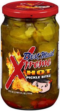Best Maid® Xtreme Hot Pickle Bitez