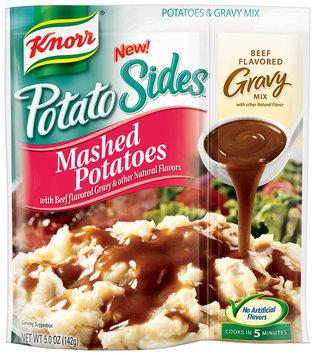 Knorr® Potato Sides Mashed Potatoes Beef Gravy Mix