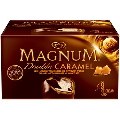 Magnum® Double Caramel Ice Cream Bars