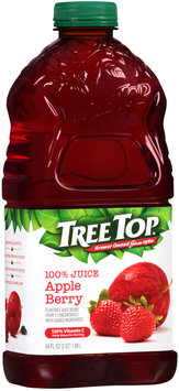 Tree Top® Apple Berry 100% Juice 64 fl. oz. Bottle