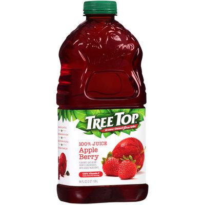 Tree Top® Apple Berry 100% Juice 64 fl. oz. Bottle