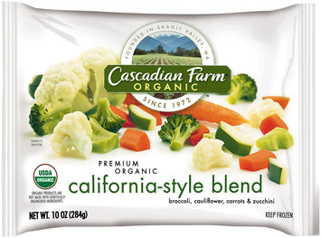 Cascadian Farm® Organic California-Style Blend 10 oz. Bag