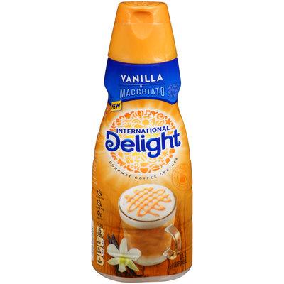 International Delight Vanilla Macchiato Gourmet Coffee Creamer 32 fl. oz. Bottle