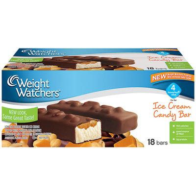 Weight Watchers Candy Bar Club 2 Fl Oz Ice Cream Bar 18 Ct Box