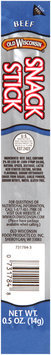 Old Wisconsin® Beef Snack Stick 0.5 oz. Pack
