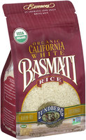 Lundberg® Organic California White Basmati Rice 32 oz. Bag