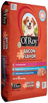 Ol' Roy™ Bacon Flavor Dog Food 15 lb. Bag