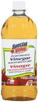 Special Value Apple Cider Flavored Distilled  Vinegar  32 Fl Oz Bottle