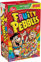 Post® Fruity Pebbles™ Cereal 34 oz. Box