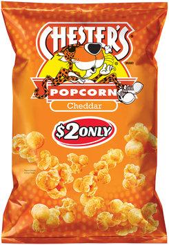 Chester's® Cheddar Popcorn $2 Prepriced 2.13 oz. Bag