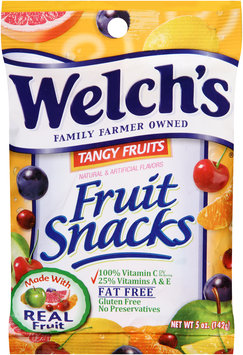 Welch's® Tangy Fruits Fruit Snacks