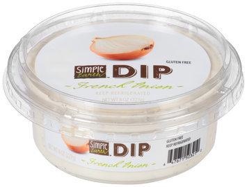 Simple Earth™ French Onion Dip 8 oz. Tub